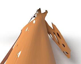 HippoII Dust Voronoi 3D asset