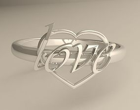 3D print model Your beloved ring