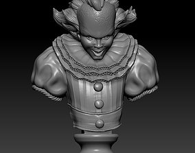 3D printable model Pennywise Bust