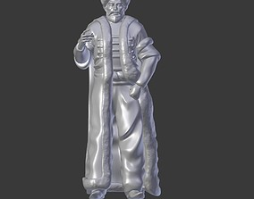 Osman Gazi the Sultans Of Ottoman 3D Print Model
