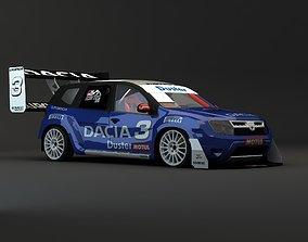 3D model Dacia Duster Concept No Limit virage