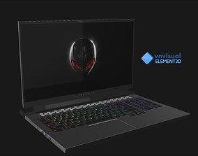 electronics E3D - New Alienware M17 2019