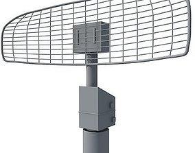 3D model Radar 5