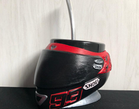 mate casco marc marquez mm93 3D printable model