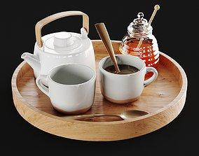 3D model Decor tea accessories