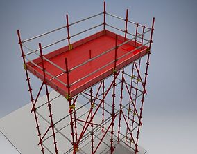 3D QuickStage Birdcage Scaffolding