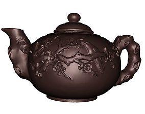Teapot 3D print model