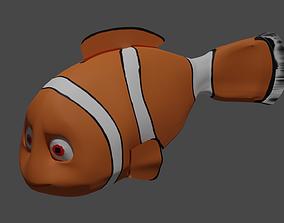 3D my version of nimo fish