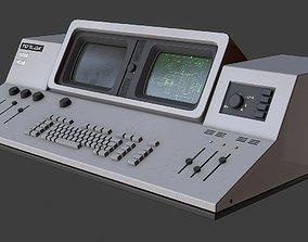 Control Desk 2 3D asset