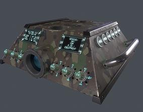 3D asset Military Equipment Multi-Function Range