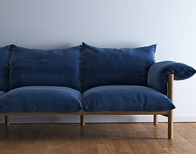 3D Wilfred Sofa 264