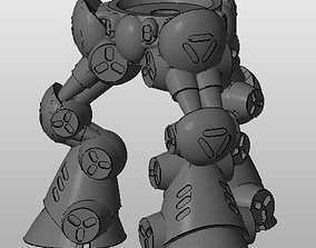 CHIBI-TECH SD - STALKER CHASSIS 3D print model