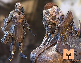Orc 06 3D asset