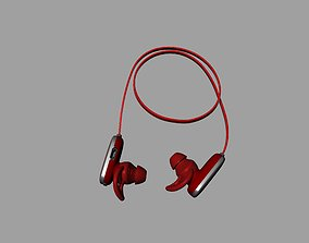 3D printable model Bluetooth cervinus headset