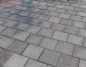 Floor Tiles 3D panelling