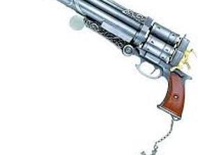 3D print model Vincent Valentine Cerberus Gun Final 2