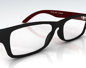 Eyeglass for Men 3D printable model geek