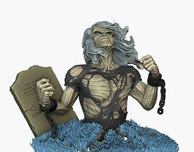 Eddie After Death 3D print model