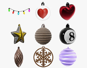 3D Christmas Collection 10