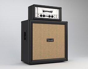 3D Matamp GT120 Vintage Guitar Amplifier