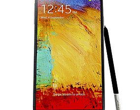 Samsung Galaxy Note 3 Neo Black 3D n9000