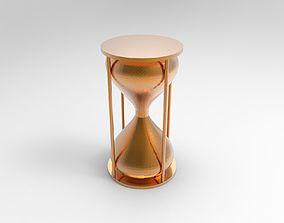 3D printable model sand clock