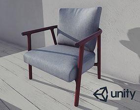 3D asset Enlight Armchair 03