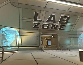 3D asset Showroom Level Kit Vol 2