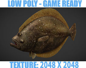 Sea Fish 3D model