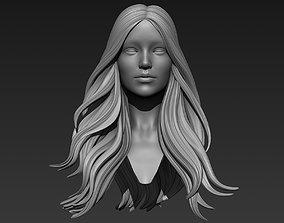 3D Hair 14
