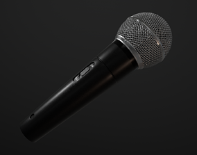 3D model realtime Microphone