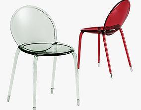3D model Roche Bobois loop chair