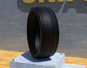 ORTAS TIRE NO 13 GAME READY AND 3D PRINTABLE hobby-diy