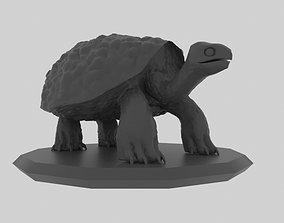3D printable model turtle Tortoise