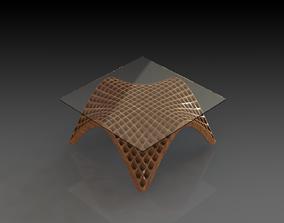 Mathematical Bar Table 3D Printed