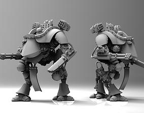 Feudal Guard Walker walker 3D print model