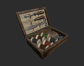 Sewing Kit 3D model