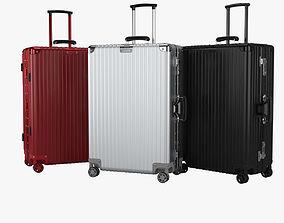 3D Suitcase wheel