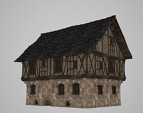 3D model realtime Plank house