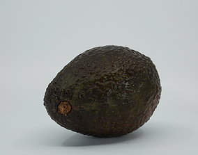 Realistic - Avocado 3D asset game-ready