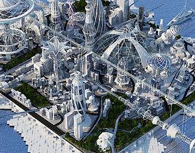 3D Future City 2018 V 2