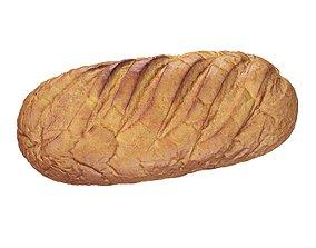 3D model Long loaf