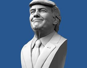 3D print model Donald Trump Bust