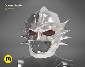 Ocean Master King Orm Helmet 3D printable model