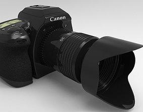 CANON SLR camera 3D model