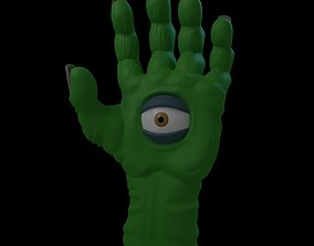 3D printable model ZOMBIE HAND