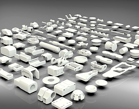 Kitbash-4 3D model