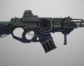 Original Gun 3D model