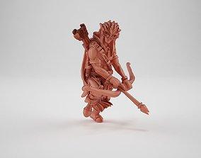 sylvan Elf 3D print model