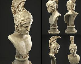 Busto-Ares-Alkamenes 3D